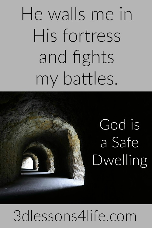 God is a Safe Dwelling   3dlessons4life.com