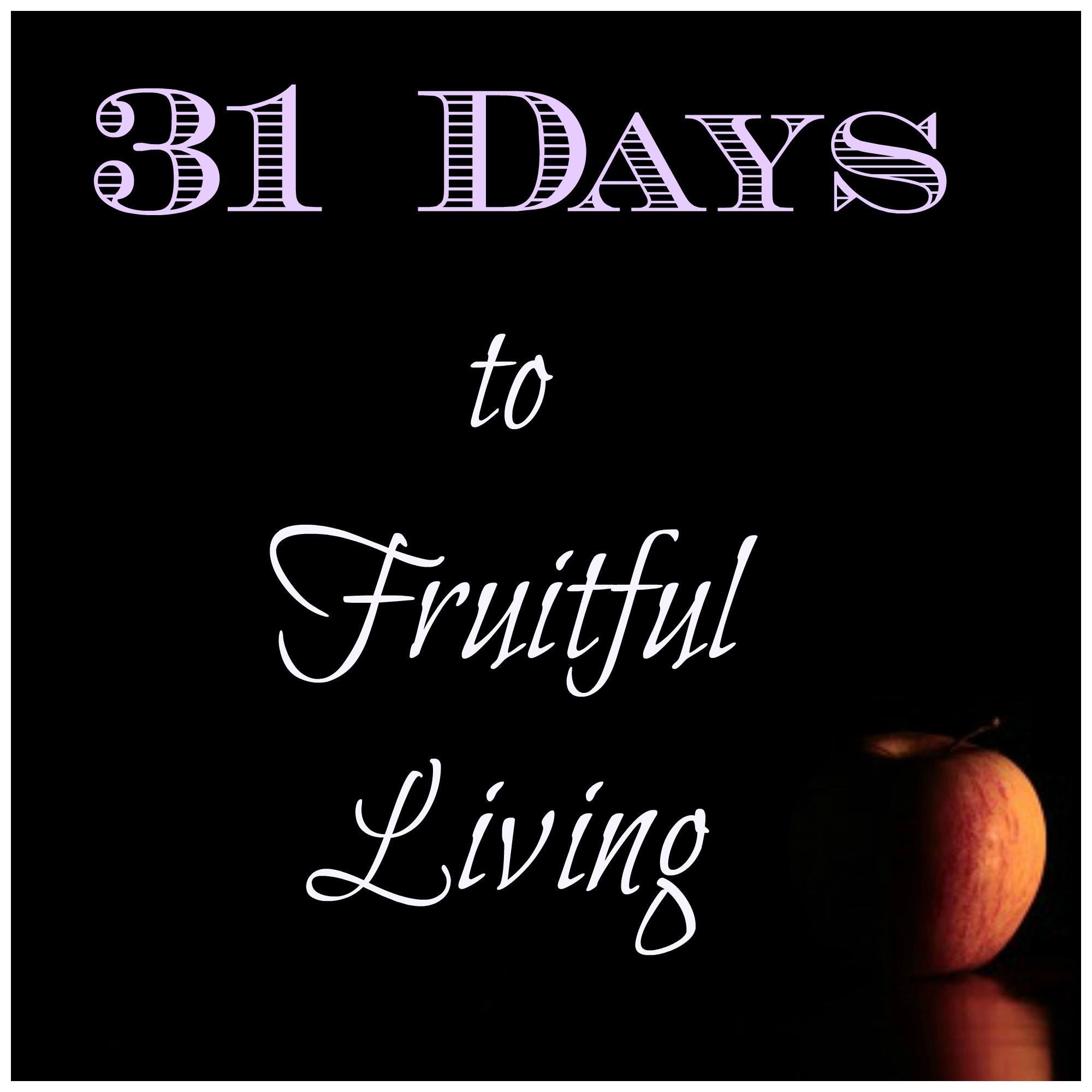 fruitful living big