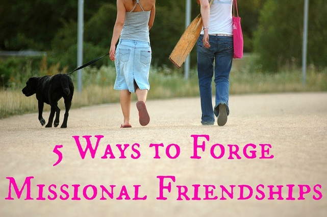 Missional Friendships