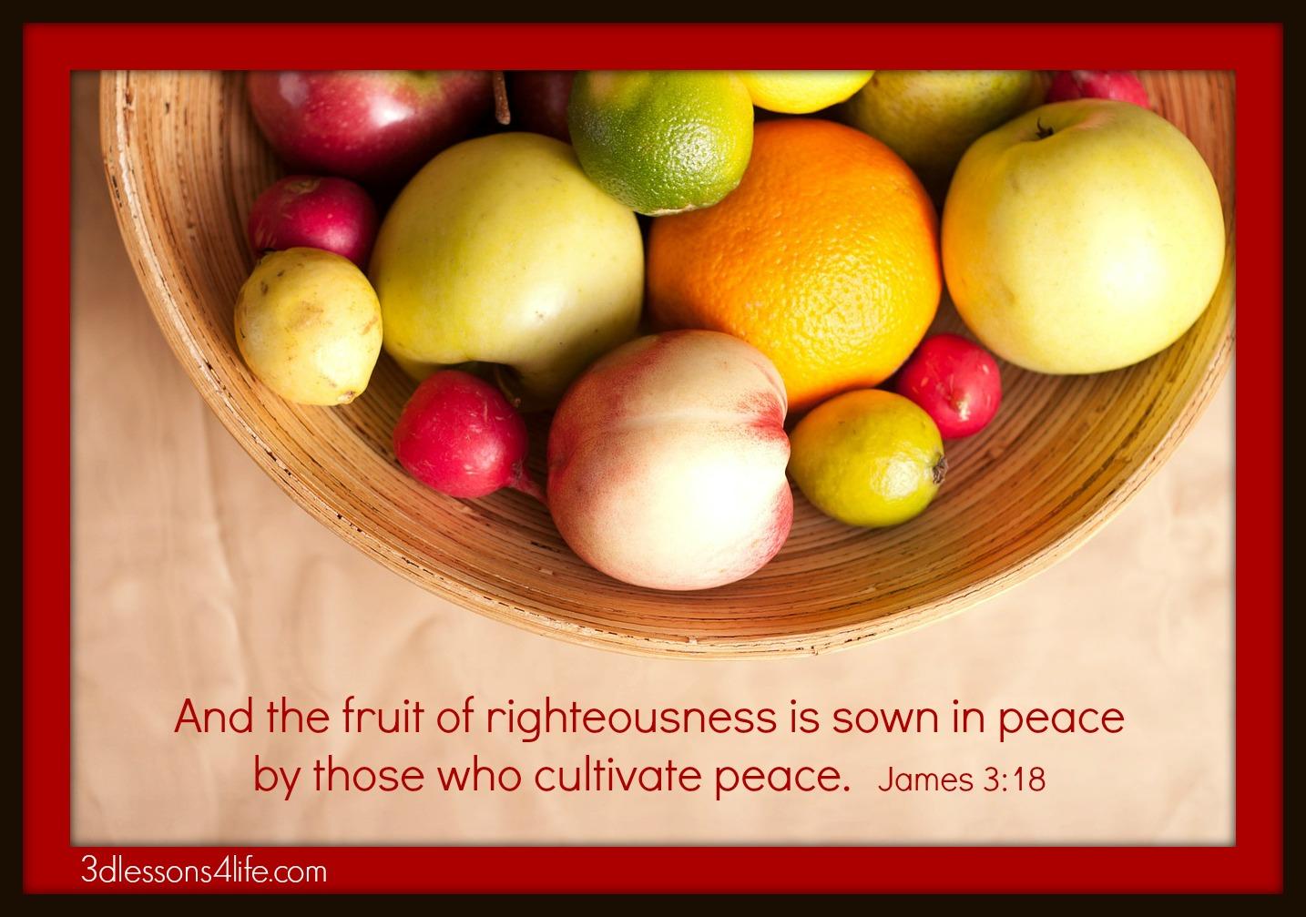 Cultivate Peace