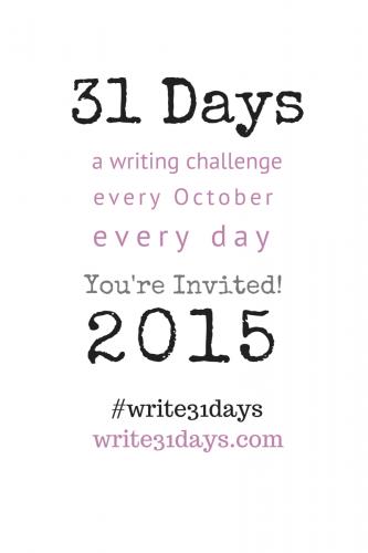 write31days