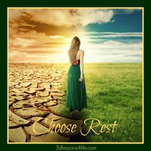 Choose Rest 2016