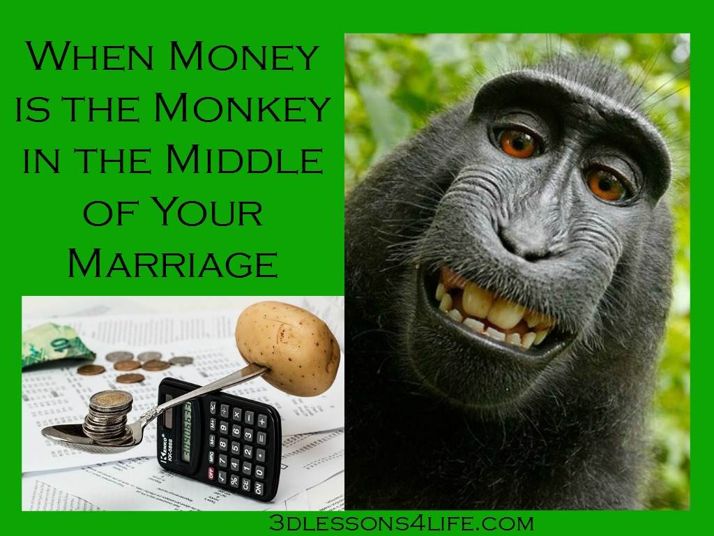 Monkey in the Middle | 3dlessons4life.com