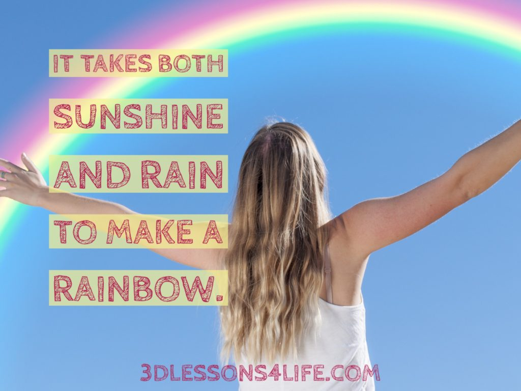 Summer Showers | 3dlessons4life.com