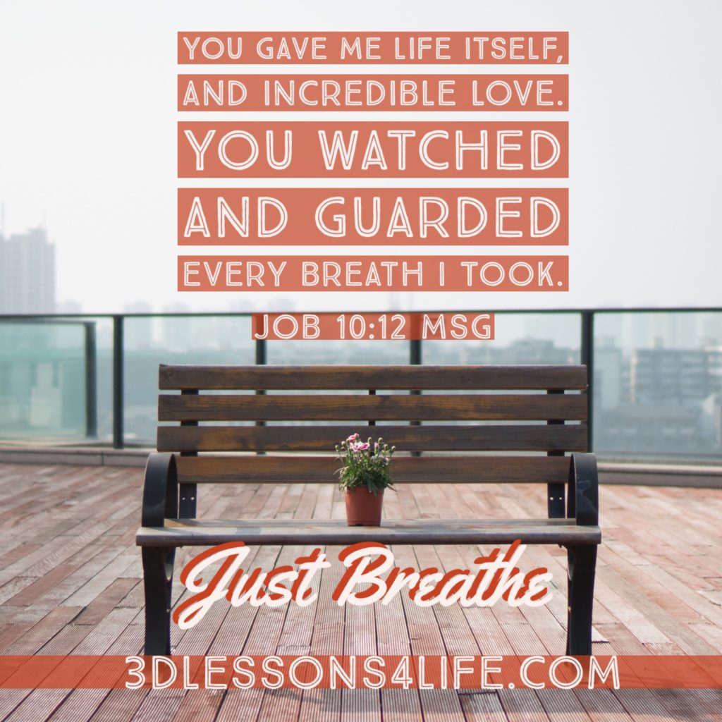 Every Breath You Take   3dlessons4life.com