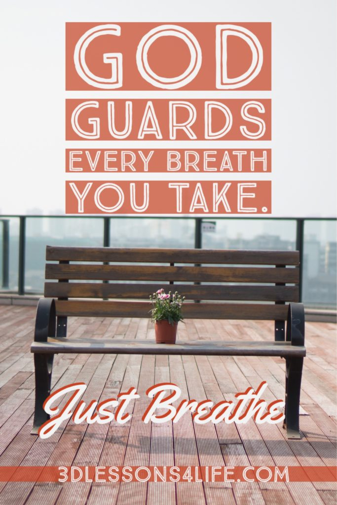 Every Breathe You Take   Just Breathe for 31 Days - Day 5  3dlessons4life.com