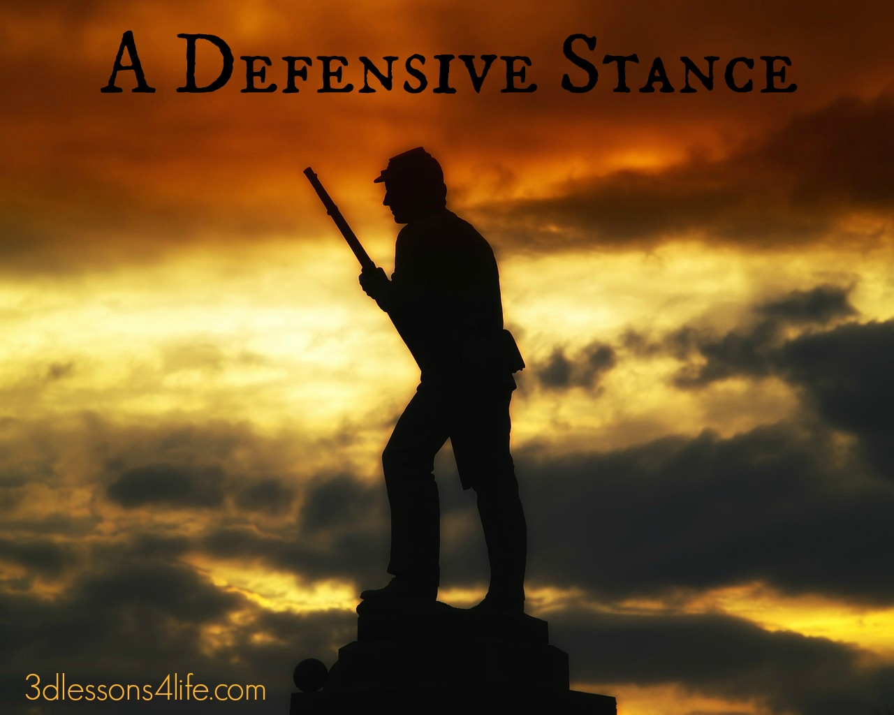 A Defensive Stance